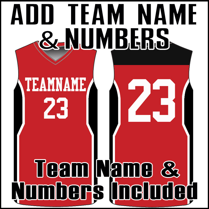 Add Lettering Team Name Numbers American Team Uniforms Inc
