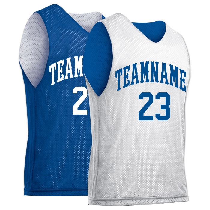 e837627fe0ff BB100 Reversible Mesh Basketball Jerseys - Youth