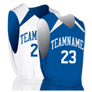 Reversible Basketball Jerseys
