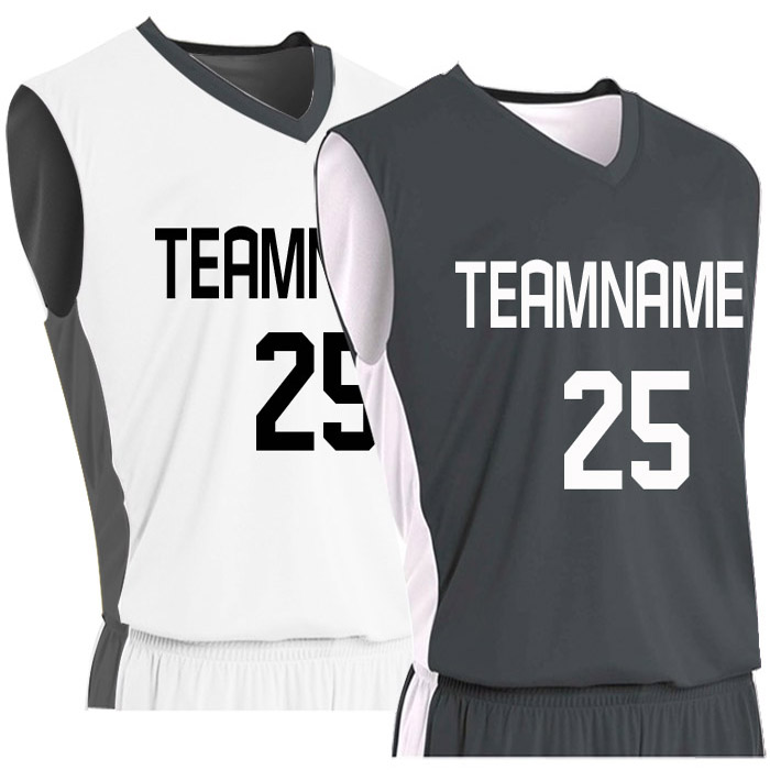 BB450 Reversible Basketball Jerseys - Adult 488a7b733