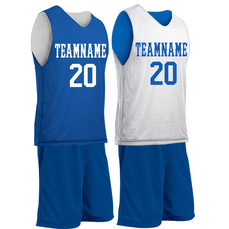 a31f533f718f BB100 Reversible Mesh Basketball Uniforms - Youth